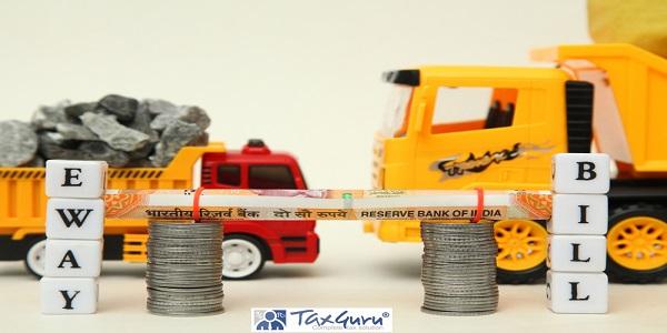 Eway Bill - one nation one tax platform, toll tax