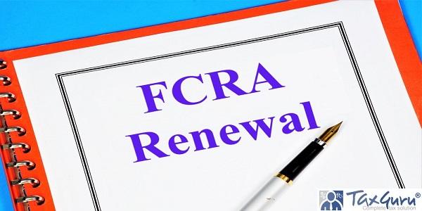 FCRA Renewal