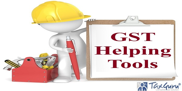 GST Helping Tools