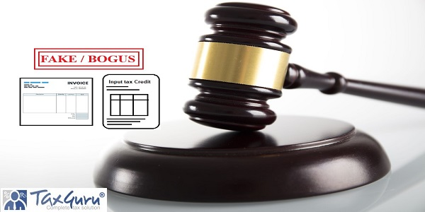 HC grant Bail to person accused of issuing Fake Invoices & availing bogus ITC