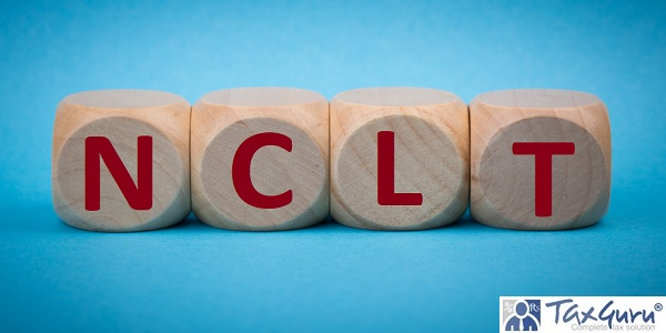 NCLT - Four wooden blocks isolated on color background