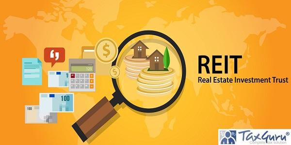 REIT Real Estate Investment Trust