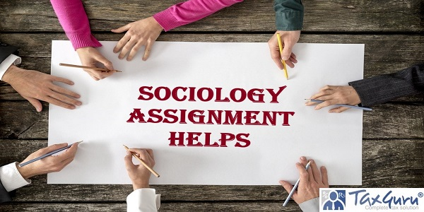 Sociology Assignment Helps