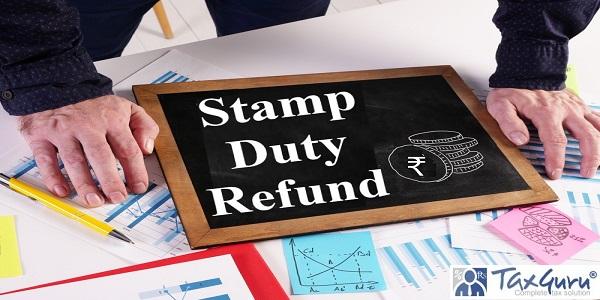 Stamp Duty refund