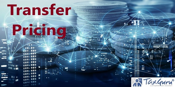 Transfer Pricing - Double exposure of city , network or connection and rows of coins for finance and business concept