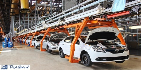 Volzhsky Automobile Plant, largest car manufacturer in Russia and Eastern Europe