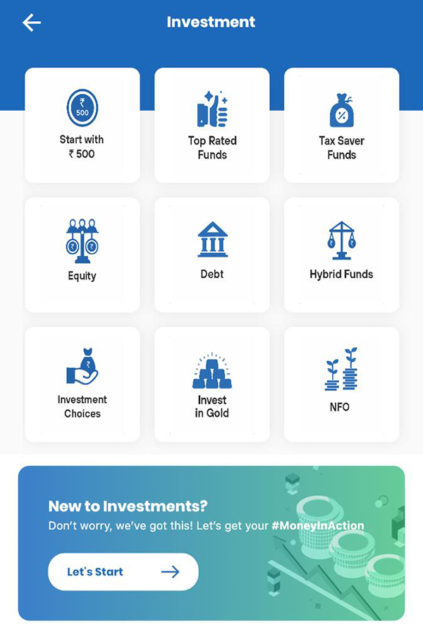 Various Types of Investments - Moneyfy